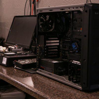 computers needing repairs